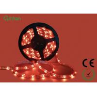 Buy cheap High intensity red 5050SMD 120 degree waterproof flexible LED strip light IP68 from wholesalers