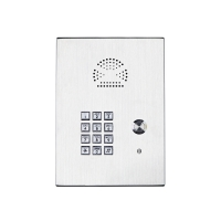 Buy cheap Analog SIP GSM Emergency Lab Intercom IP65 With Full Keypad from wholesalers