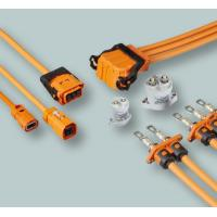 China Orange Automotive Wiring Harness For Toyota / Prius Ule468011 Hybrid Battery on sale