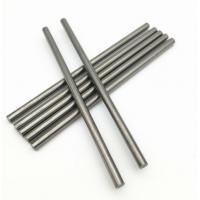 Buy cheap Tungsten Solid Carbide Rod Blanks Round 1/4'' Diameter 4'' Length Ground from wholesalers