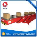 Buy cheap Telescopic Belt Conveyor/Boom Conveyor with Ramp from wholesalers