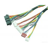 China PVC Insulated Custom Wiring Harness Universal Car Stereo Wiring Harness on sale