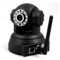 Buy cheap 720p Plug And Play Wireless IP Cameras CMOS With Night ision , IR-cut from wholesalers