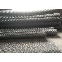 Buy cheap Active Rockfall Barrier System Tecco Wire Mesh Galvanized Plain Weave Style from wholesalers