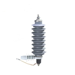 Buy cheap Metal Oxide Ppolymer 24KV Voltage Lightning Arrester from wholesalers