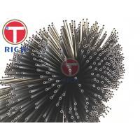 Buy cheap Bright Annealing Seamless Steel Tube 304 316 5MM Stainless Steel Round Needle Tube from wholesalers