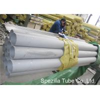 Buy cheap Bevelled Ends ASTM A312 TP304 Large Diameter Stainless Steel Pipe Schedule 40 X OD 20'' from wholesalers