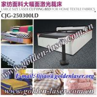 Buy cheap Home Textile Sofa Laser Cutting Bed from wholesalers