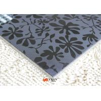 Buy cheap Fireproof Plain / Melamine Faced Flowers 3D MDF Board Melamine Faced Boards from wholesalers