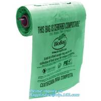 Wholesale Compostable biobag cornstarch bags,recycling, Food Waste Kitchen Bag 3 Gallon Compost Bin Liner 25 counts, kitchen caddy from china suppliers