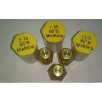 Buy cheap High pressure fogging oil burner nozzle,brass fuel oil spray nozzle product