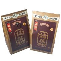 Health Food Grade Tin Containers , Wine Storage Tin Geometry Box Manufactures