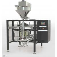 BM-A SERIES Packaging Machine with Auger Filler Manufactures