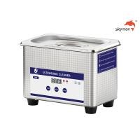 Buy cheap 0.8L 35W  Portable table top  Ultrasonic Cleaner Digital Panel for jewelry Glasses from wholesalers