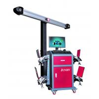 Buy cheap Auto Tool 3D Car Alignment 380V Fixed Beam With 2 Cameras Ink Printer from wholesalers