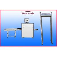 Buy cheap Schools / Airport Security X Ray Baggage Scanner for Baggage Inspection from wholesalers