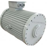 Buy cheap Carbon Steel Shaft Permanent Magnet Magnet Motor Generator 10kw200 Rpm400V from wholesalers