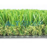 Multipurpose Artificial Lawn Grass , Playground Residential Artificial Turf Anti - Aging