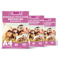 Buy cheap Resin Coated Glossy Photo Inkjet Paper from wholesalers