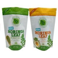 Buy cheap Mylar bags custom printed aluminum foil tea bag with stand up k pouch from wholesalers