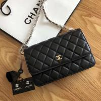 Buy cheap classic purse Can be used as a handbag with a single shoulder and chain included in the bag  Upper and rear, super from wholesalers