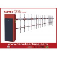 Buy cheap Heavy Duty Automatic Fence Access Parking Barrier Gate For Car Parking System from wholesalers