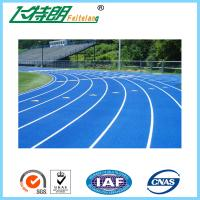 Permeable Floor Recycled Rubber Flooring Playground SurfacesGreen Durable
