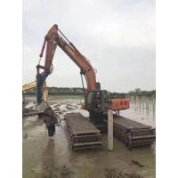 Buy cheap Low Vibration Concrete Pile Driving Equipment Environmental Protection from wholesalers