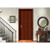 Buy cheap Painting Wooden Flush Door Teak Veneer With Lock Hinge Prehung Sliding Swing Open product