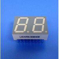 Buy cheap RoHS Compliant 7 Segment LED Display Common Anode Ultra Bright Easy Assembly from wholesalers