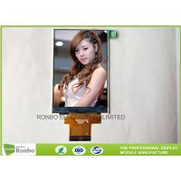 China 40 Pin MCU 16 Bit Interface Tft Lcd Touch Screen 3.5'' 320 * 480 Resolution on sale
