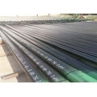 Wholesale ISO API 5L Seamless Carbon Steel Pipe With Black Paint Surface Treatment from china suppliers