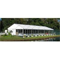 Wholesale 30 x 60 Meters Outdoor Event Tent , Clear Event Tent With Glass Sidewalls from china suppliers