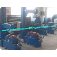 Down Press Type Pinch And Turning Pipe Welding Rotator With Frequency Control Manufactures