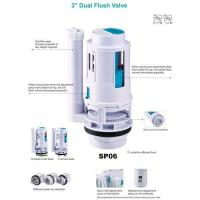 Buy cheap Dual Flush Valve in 3 Outlet (for 1PC Toilet) from wholesalers
