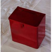 Wholesale Tricycle Spare Parts , Metal Cargo Box For 3 Wheel Motorcycle from china suppliers