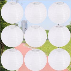 Wholesale White Lantern Wholesale, Spot Wedding Paper Lanterns, Children