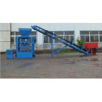 Buy cheap Manual Operated Block Factory Machine QTJ4-30 for small block business from wholesalers