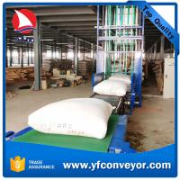 Wholesale Z Type Vertical Lift Conveyor for lift tea bags from ground floor to 1st floor from china suppliers