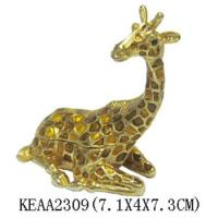 Wholesale Deer Jewelry box from china suppliers