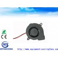 Wholesale High speed 2.4 Inch DC Blower Fan , 60 ×60 ×18mm 5v 12v 24v  DC Snail Fan from china suppliers