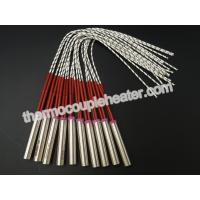 Buy cheap Tubular Electric Heating Element Cartridge Heater With Thermocouple from wholesalers