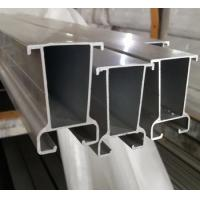 Buy cheap Aluminium profile for glass railing 6063 T5 silver anodizing for mounting system from wholesalers