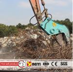 Buy cheap Latest patent Hydraulic conrete pulverizer Excavator hydraulic pulverizer Hydraulic Jaw Pulverizer and hydraulic pulveri from wholesalers