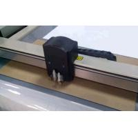 Buy cheap Affodable corrugated sheet E flute flatbed sample cutter from wholesalers