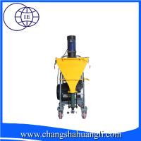 Buy cheap New Portable Mortar Spray Machine Internal Wall With Gypsum Mortar from wholesalers