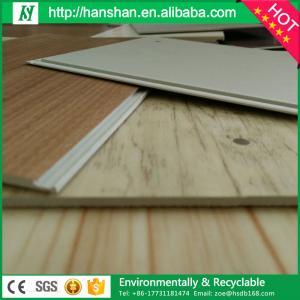 Buy cheap wood look waterproof vinyl flooring 4mm/5mm/6mm wood pvc flooring plank from wholesalers