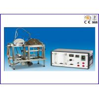 Buy cheap ISO 5657 Fire Testing Equipment , Ignitability Test Apparatus For Building Material from wholesalers