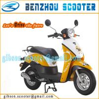 Buy cheap EEC COC EPA 50cc Gas Scooter YY50QT-36 from wholesalers