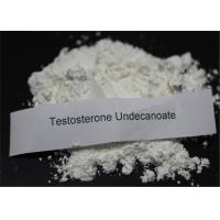 Buy cheap Raw Steroids Powder Oral Testosterone Undecanoate CAS 5949-44-0 For Budybuilding product